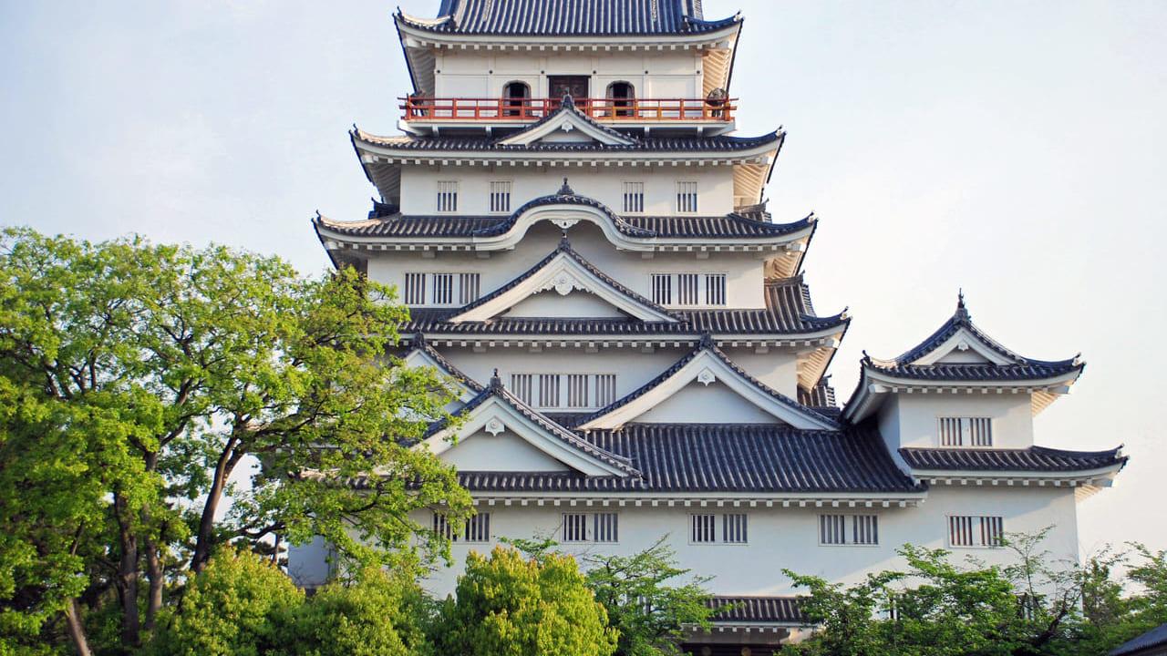 福山城 イメージ