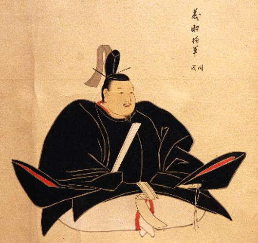 コーナー展「鞆幕府 将軍足利義昭」
